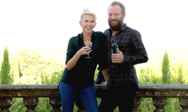 Message in a wine bottle: how Sting got stung when he bought a vineyard
