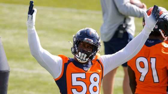 Von Miller wants to do whatever he can to become a Hall of Famer
